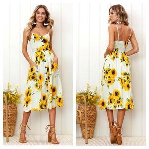 Dresses & Skirts - Sunflower Dress